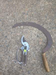 Sickle&Secateurs