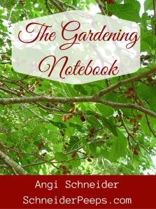 GardeningNotebookAngiSchneider