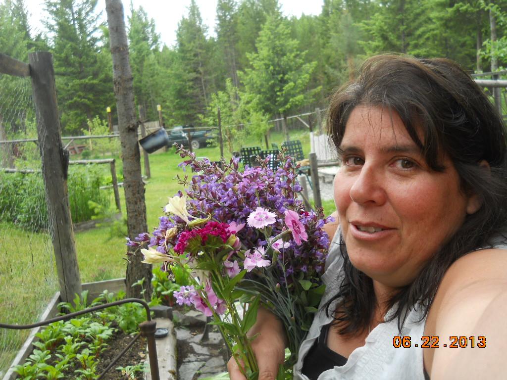 Episode 55: Jackie Beyer | Host Of The Organic Gardener Podcast, Educator,  And Montana Watercolor Artist | Awesomemontana.com