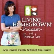 LivingHomegrownLogo