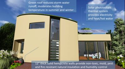 Greenbuilt Hemp Home Tiny+