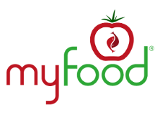 my food logo
