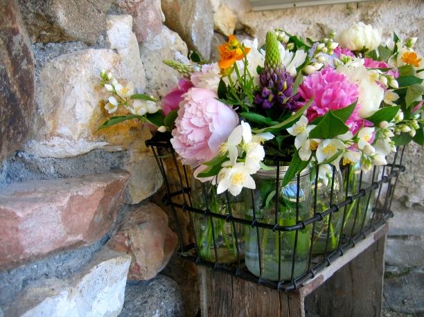 Flower Bouquet CSA