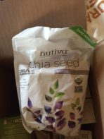 Nutiva Chia Seeds Giveaway Prize