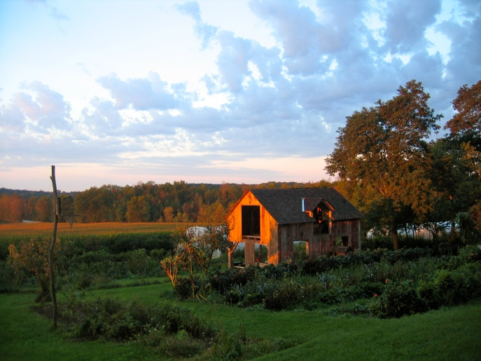 Willoway Farm Sunset Barn