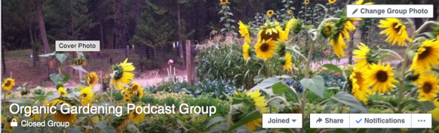 Organic Gardening Podcast Group