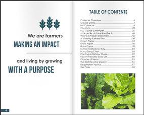 Upstart Universtiy Table of Contents