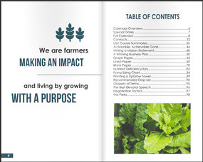 Upstart Universtiy Table of Contents