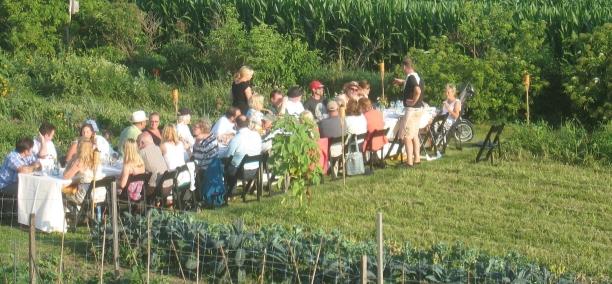 Willoway Farm Dinner