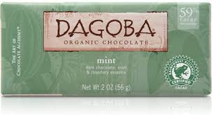 Dagoba Mint Chocolate
