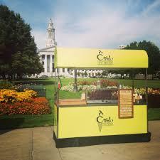 EM's Ice Cream Cart