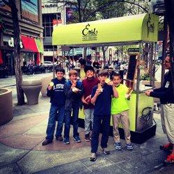 Em's Ice Cream Truck with Kids