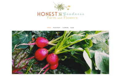 Honest To Goodness Farm and Flowers.com