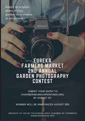 Eureka Garden Photo Contest