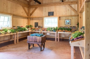 Clark Organic Farm Stand