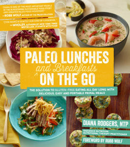 Paleo Lunches & Breakfasts On the Go