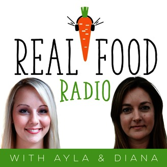 Real Food Radio Podcast