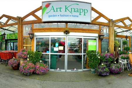 Art Knapps Garden Center BC