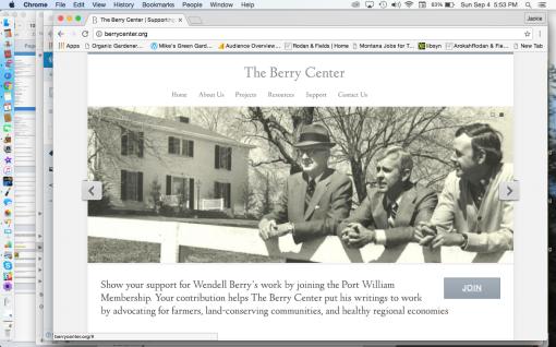 The Berry Center
