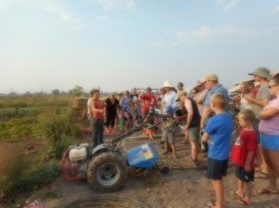 Lower Valley Farm Tour