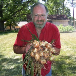 Don Rosenberg Instant Organic Garden with Onions