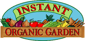 instant Organic GArden Logo