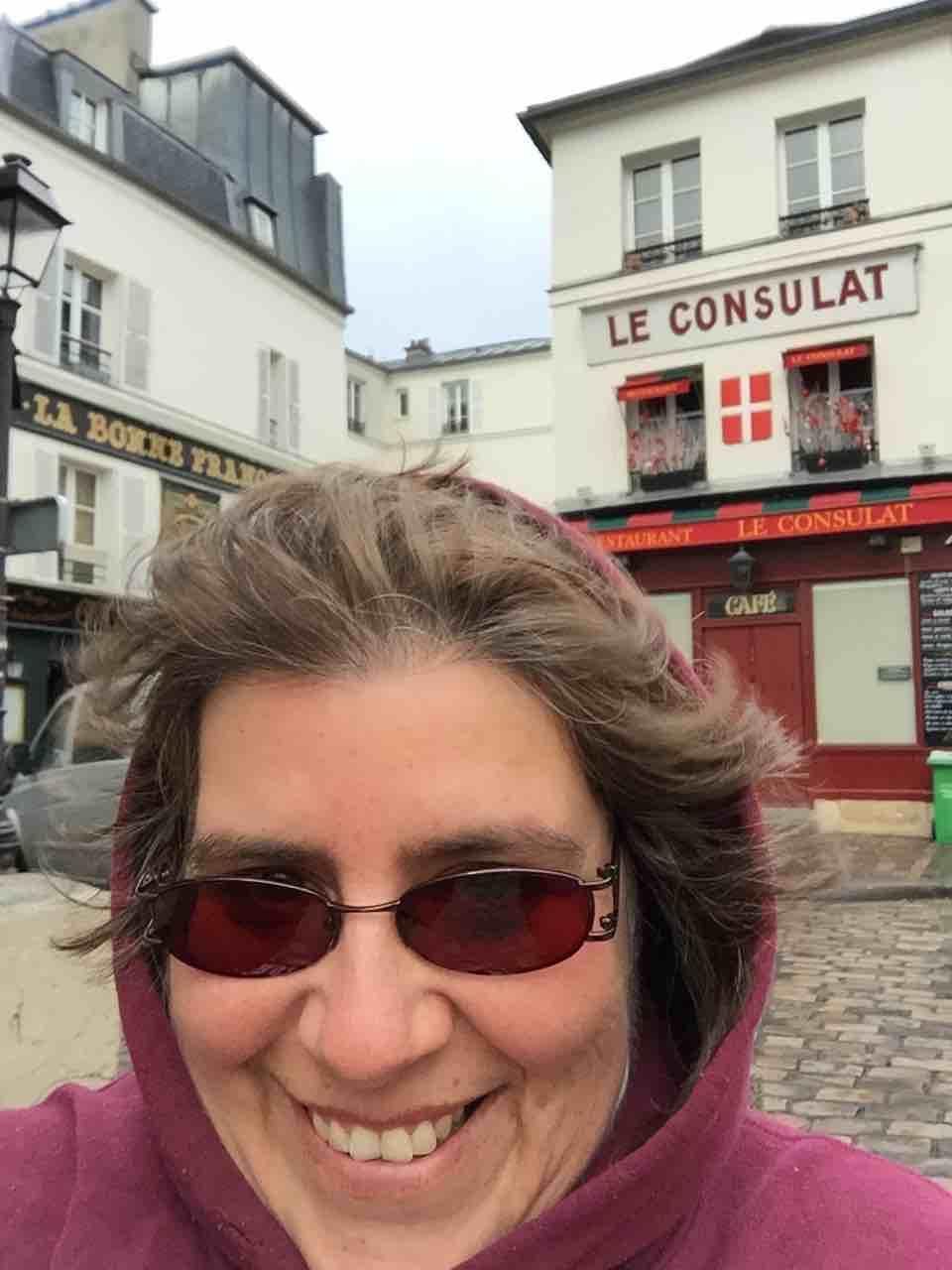 Solopreneur Hour Running In Paris