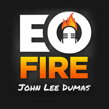 EOFire John Lee Dumas logo