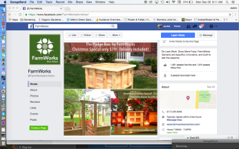FarmWorks Facebook Page