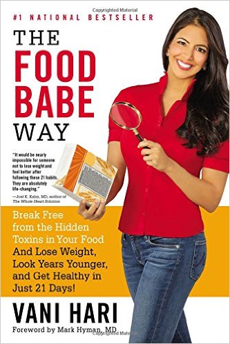 Food Babe Way Vani Hari