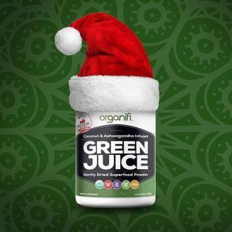 Santa Organifi Green Juice