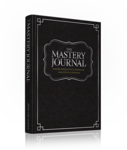 John Lee Dumas Mastery Journal