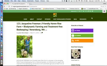 Jacqueline Freeman OGP page