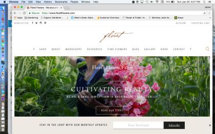 Floret Website