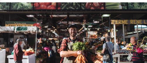 JM Fortier Farmer's Market