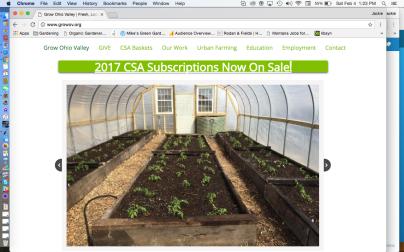 Succession Farming
