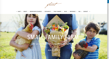 FloretFarmWebsite