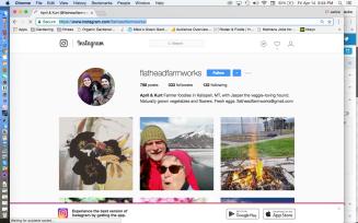 Flathead Farmworks Instagram