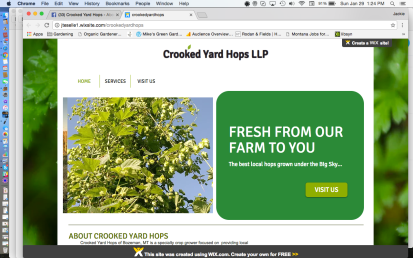Crooked Yard Hops