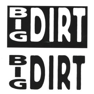 Big Dirt Spotify Logo
