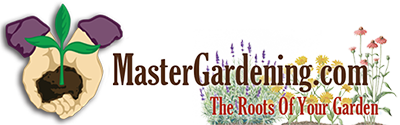 MasterGardening.com The Roots Of Your Garden Logo