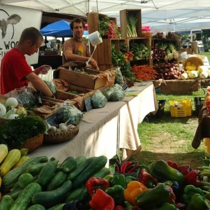 Saratoga Farmer's Market Vendors