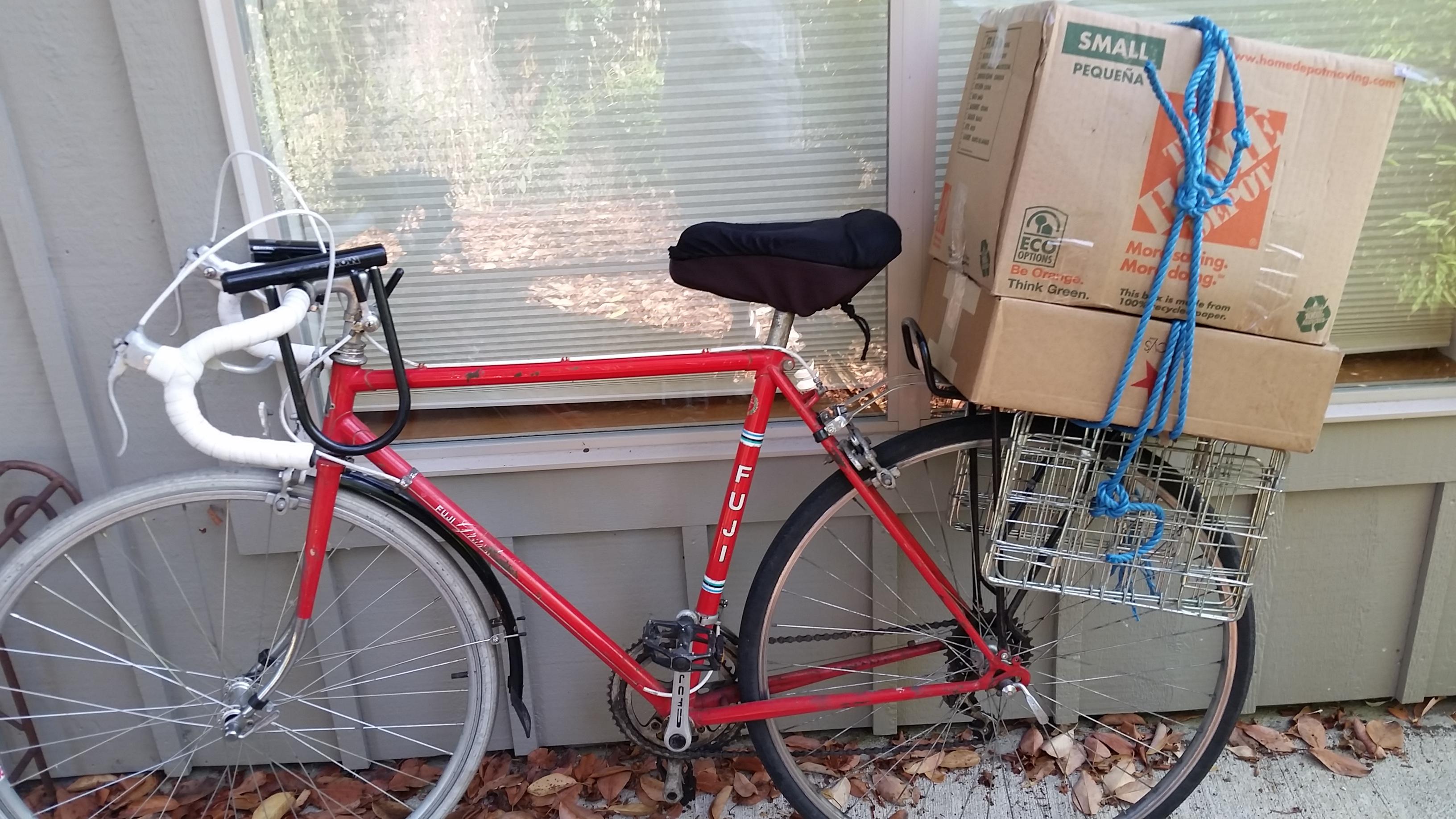 Vinder Delivery Bike