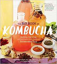 Hannah Crumm Big Book of Kombucha