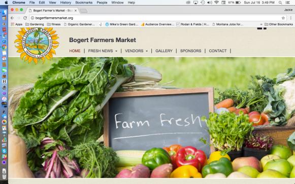 Bozeman Farmer's Market