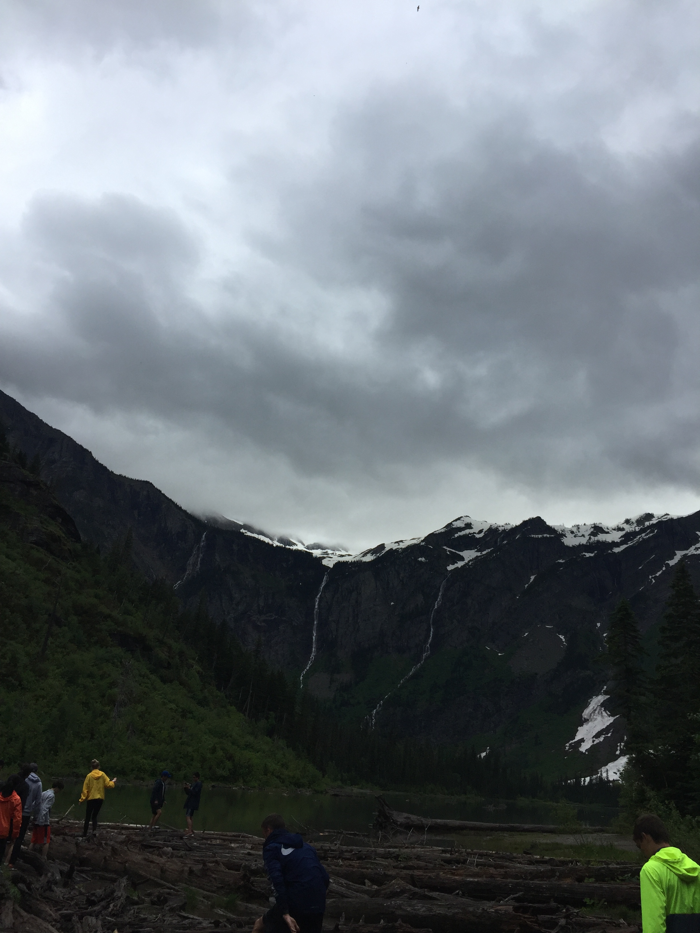 Avalanche Lake Glacier National Park June 2017