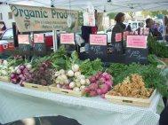 California Farmer's Market