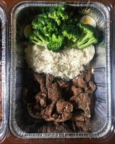 Farm to Table Korean Beef Bowl