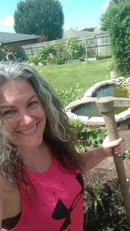 Oma Garden's Pick Ax