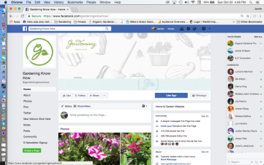 gardening know how facebook page